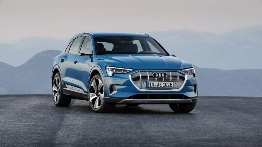 Audi e-tron'a 5 yıldız!
