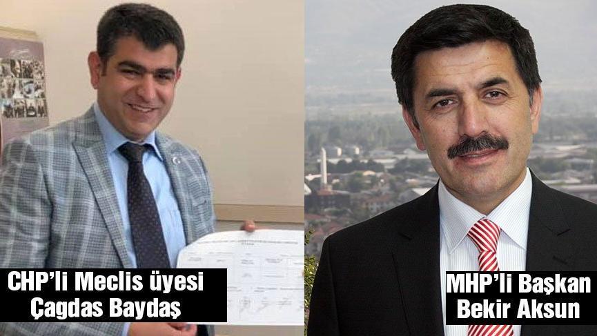 CHP'liler sordu, MHP'li başkan, AKP döneminin dudak uçuklatan borcunu açıkladı