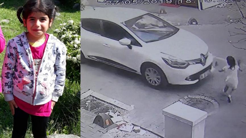 Küçük Zeynep'e çarpan vicdansız sürücü gözaltına alındı