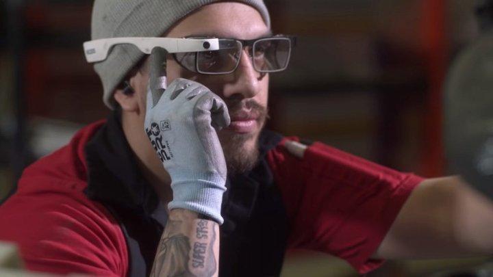 Google, yeni akıllı gözlüğü Glass Enterprise Edition 2'yi tanıttı