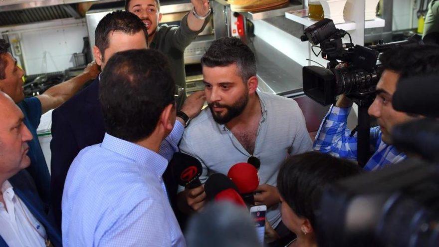 İmamoğlu: Kim sana FETÖ'cü ya da PKK'lı diyorsa, kendisi FETÖ'cü ya da PKK'lıdır