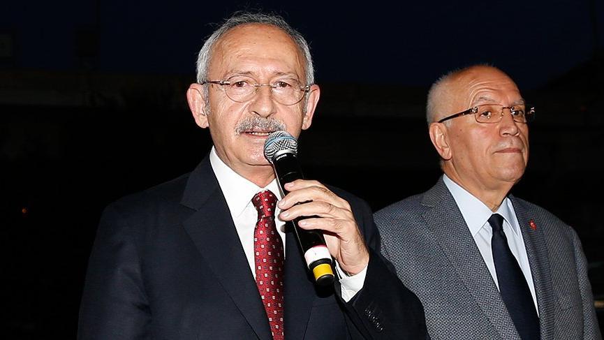 Kılıçdaroğlu: İsteriz ki bu ülkede hepimiz huzur içinde yaşayalım