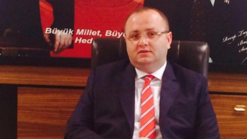 AKP İzmir eski il başkan yardımcısına silahlı saldırı!