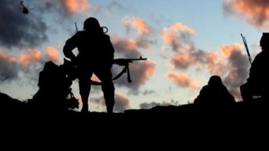 Amanoslarda 5 terörist etkisiz hale getirildi
