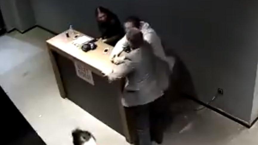 Dorock XL'daki şiddetin görüntüleri ortaya çıktı