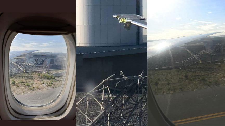 İstanbul Havalimanı'ndaki kazanın nedeni şoke etti