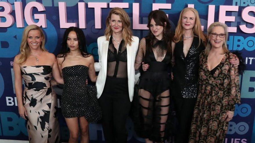 Big Little Lies ikinci sezonla geri dönüyor