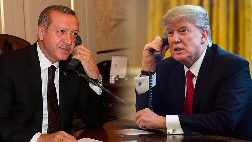 'Trump Erdoğan'ın teklifini kabul etti' iddiası