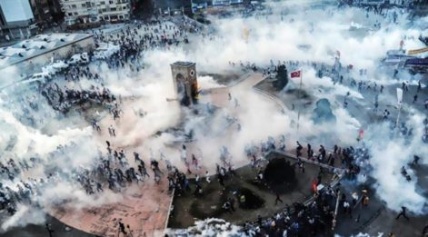 Gezi'nin 6'ncı yıldönümü
