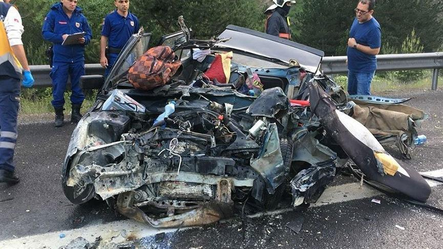 Son 10 yılda trafik kazalarında 52 bin kişi öldü