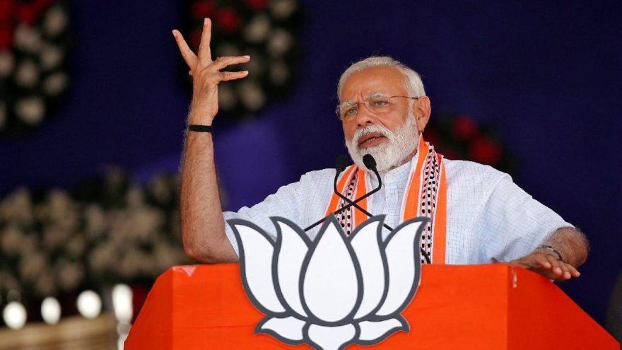 Hindistan'da Başbakan Modi yeni kabineyi açıkladı
