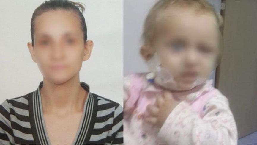Çocuğuna şırıngayla işkence eden anneye 20 yıla kadar hapis istemi