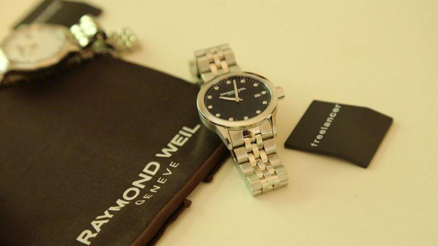 Raymond Weil saatleri moda ile buluştu
