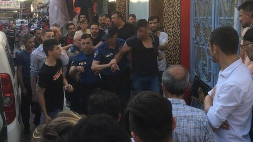 Son Dakika... Suriyeli Türk kıza saldırdı... İlçe ayağa kalktı!