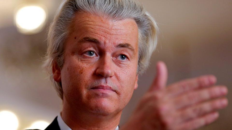 Aşırı sağcı Wilders'ın Twitter hesabı askıya alındı
