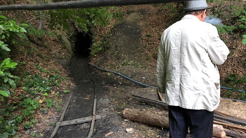 Madende göçük meydana geldi 1 işçi öldü