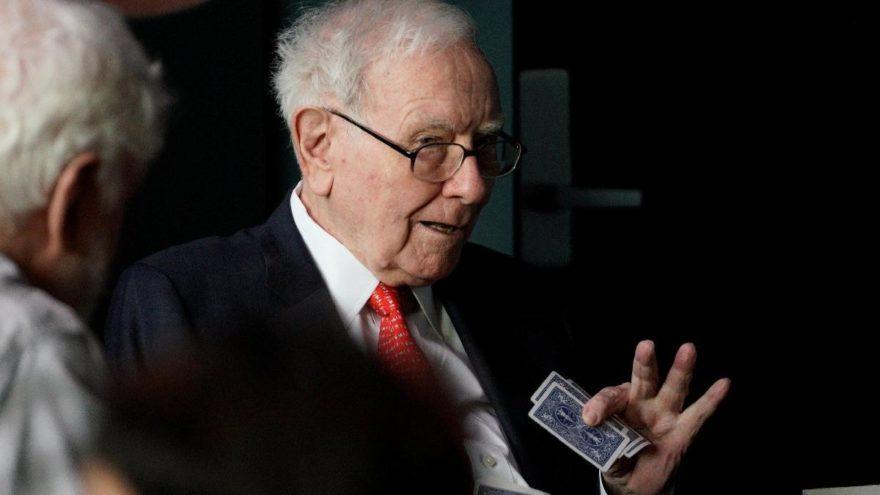 Warren Buffett ile yemekte rekor ücret - Ekonomi haberleri