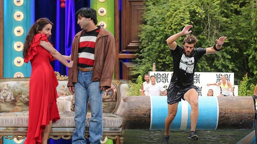 Reyting sonuçları 1 Haziran: Survivor, Güldür Güldür Show, Kalk Gidelim reyting rekabeti…