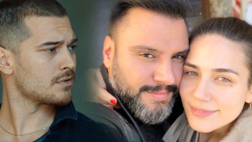 Alişan'ın eşi Buse'den Çağatay Ulusoy karşılaştırması
