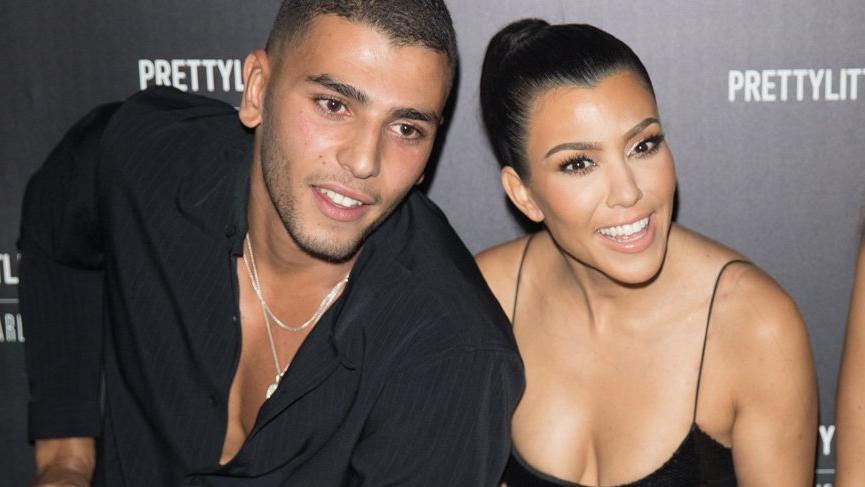 Kourtney Kardashian'ın eski sevgilisi Younes Bendjima Umre'ye gitti Ramazan'da oruç tuttu