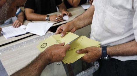 2019 Keskin seçim sonuçları belli oldu