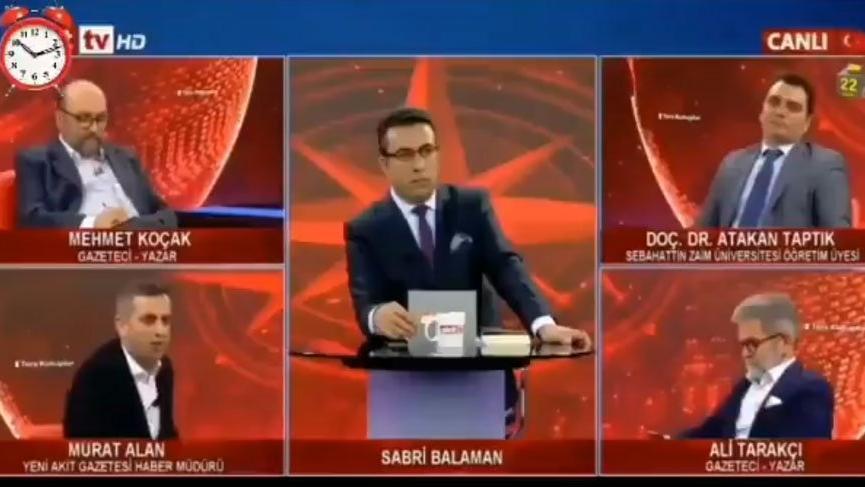 Akit TV'de Türk ordusuna hakaret!