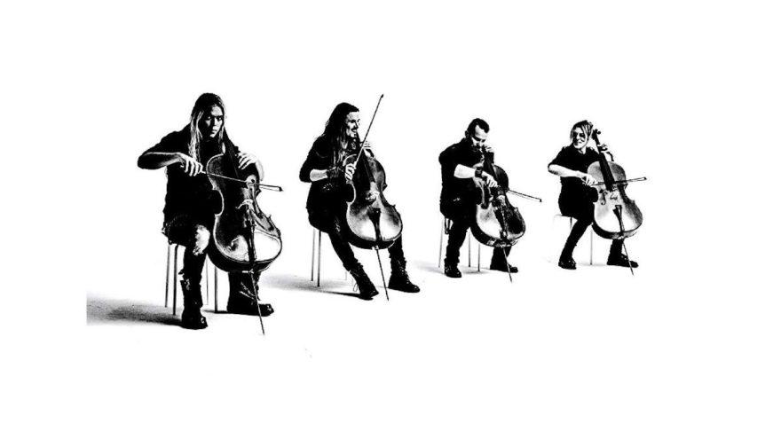 Apocalyptica 3 konser için Türkiye'ye geliyor