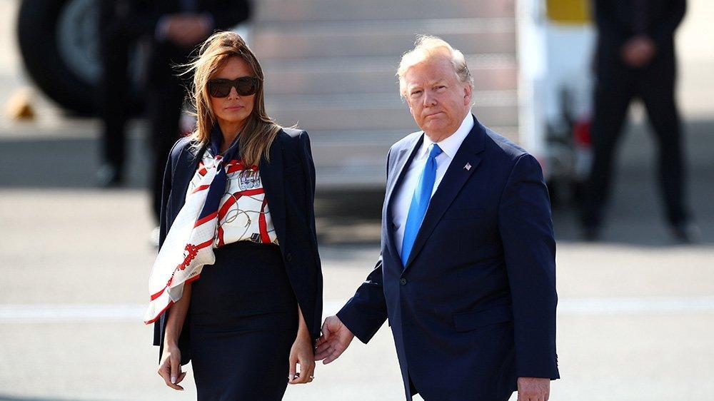 Trump'tan 3 günlük ziyarete hızlı giriş: Tam bir zavallı