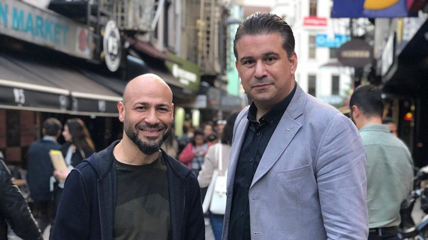 """Ali Haydar Timisi ve Kahraman Tazeoğlu, """"Yara""""yı anlattı: """"İncinmiş toplumlar mutlu olamaz"""""""