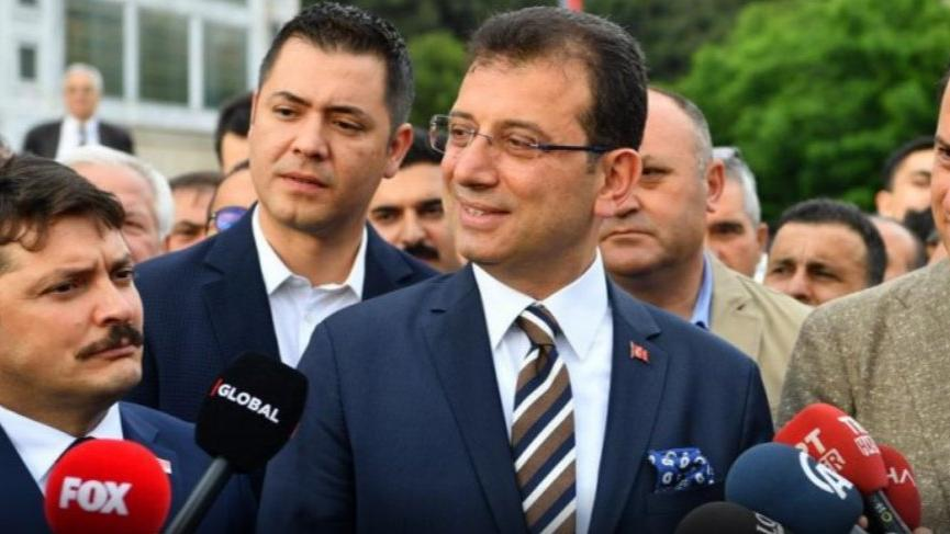 Ekrem İmamoğlu'ndan Yıldırım'a: İstanbul'un geçmişi, geleceği ve 31 Mart'ı konuşacağız