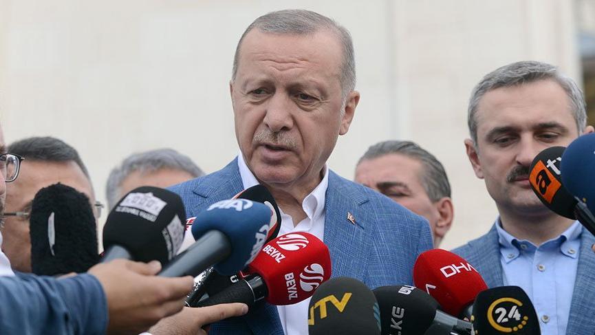Son dakika... Erdoğan'dan YSK açıklaması: Orada zannediyorum bir yanlış anlaşılma var