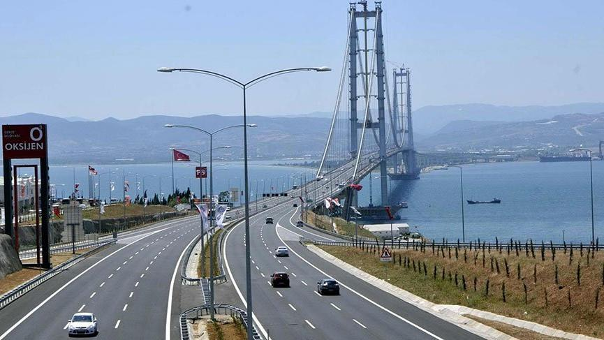 Osmangazi Köprüsü boş kaldı