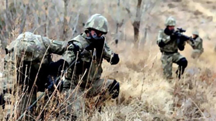 PKK'dan hain saldırı! 2 asker yaralı