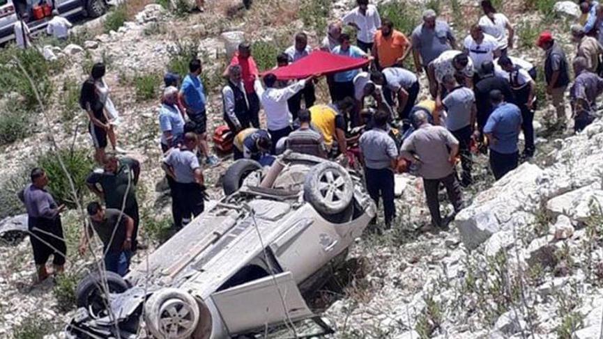 Bayram tatilinin ilk 5 gününde kaza bilançosu: 53 ölü, 355 yaralı