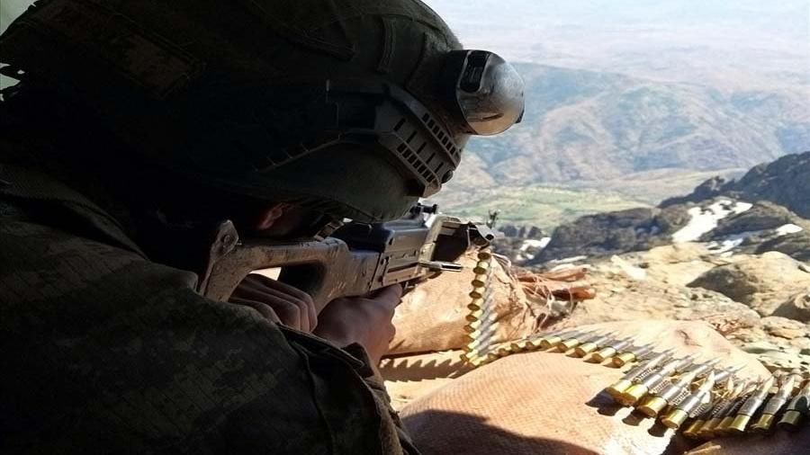 Pençe harekatında yeni gelişme: 6 terörist daha öldürüldü