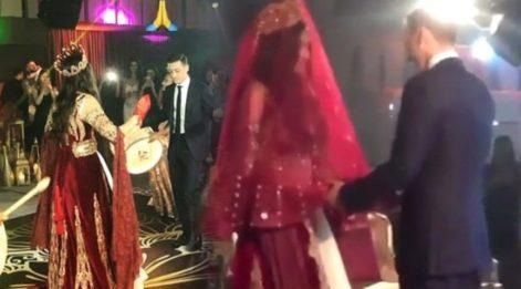 Mesut Özil ve Amine Gülşe bu akşam evleniyor