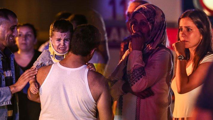 İstanbul'daki makas dehşetinde 3'ü çocuk 4 kişi öldü