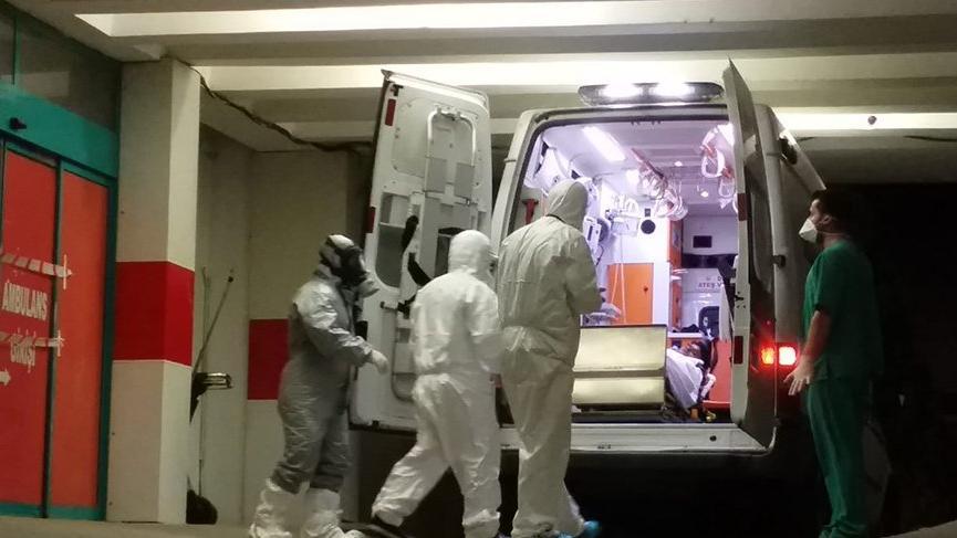 Gazdan zehirlendiler! Hastane karantinaya alındı