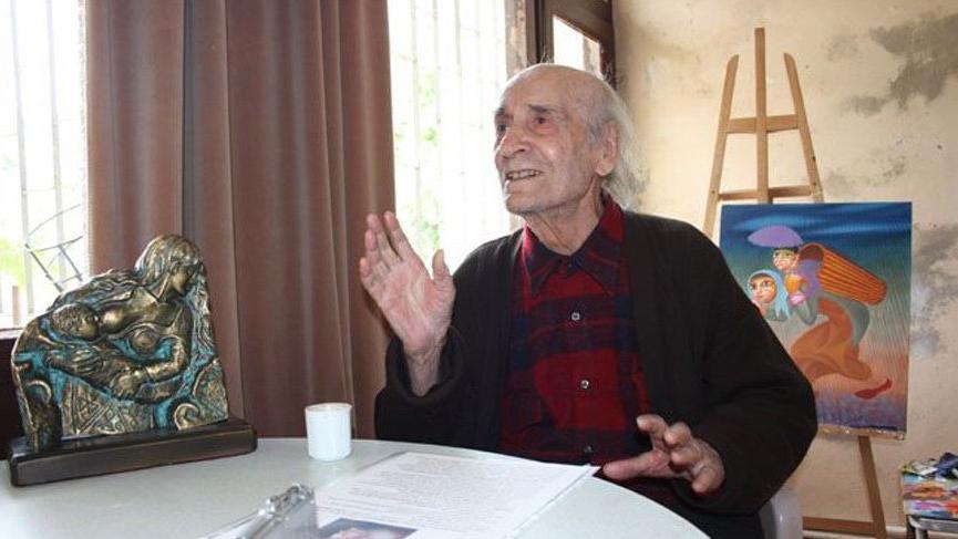Ressam İbrahim Balaban hayata gözlerini yumdu