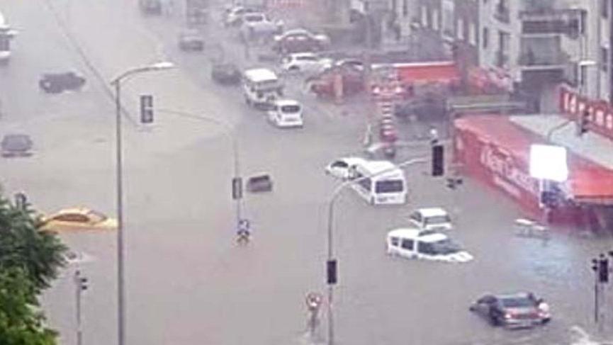 Ankara'da sağanak sele neden oldu! Üç kişi hayatını kaybetti