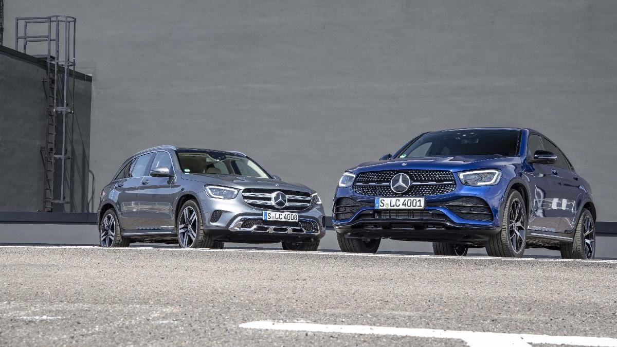 Yeni Mercedes-Benz GLC kaç para?