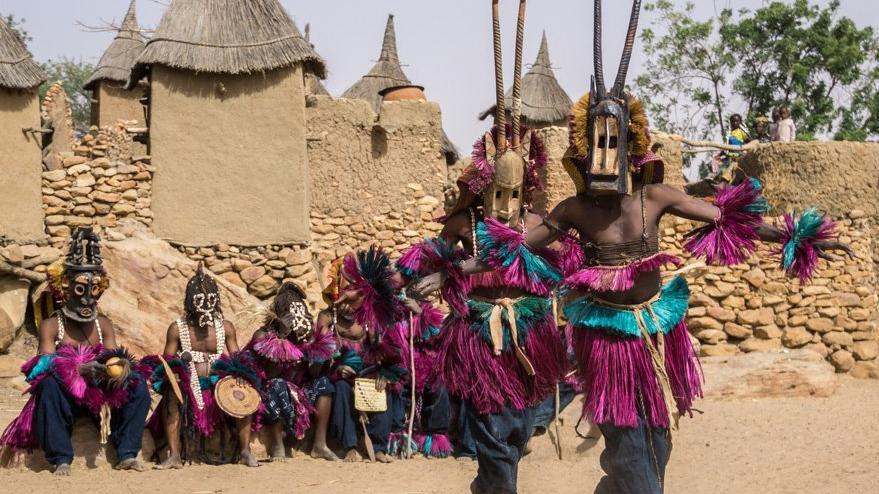 Mali'de korkunç saldırı: En az 100 ölü