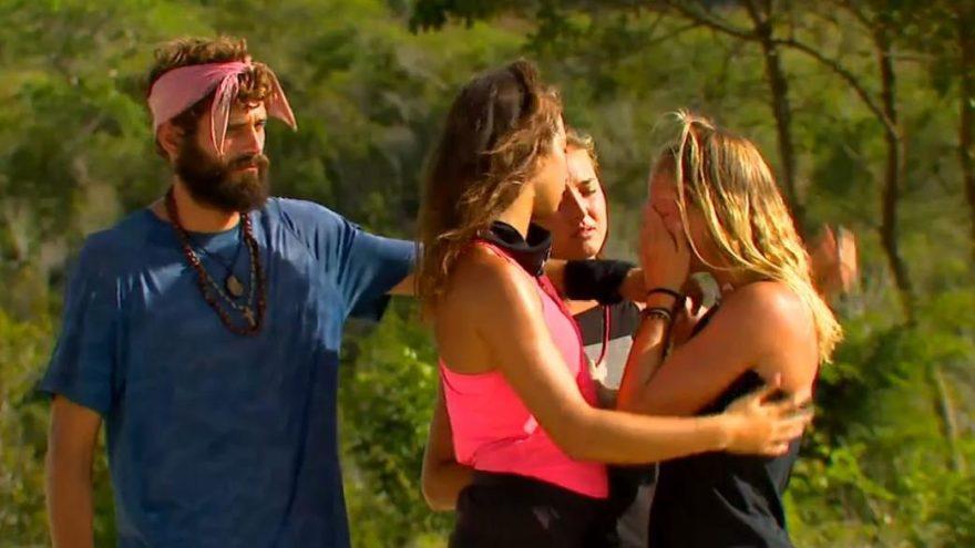 Katerina Dalaka gözyaşlarına engel olamadı! Survivor'da dev ödülü hangi takım kazandı?