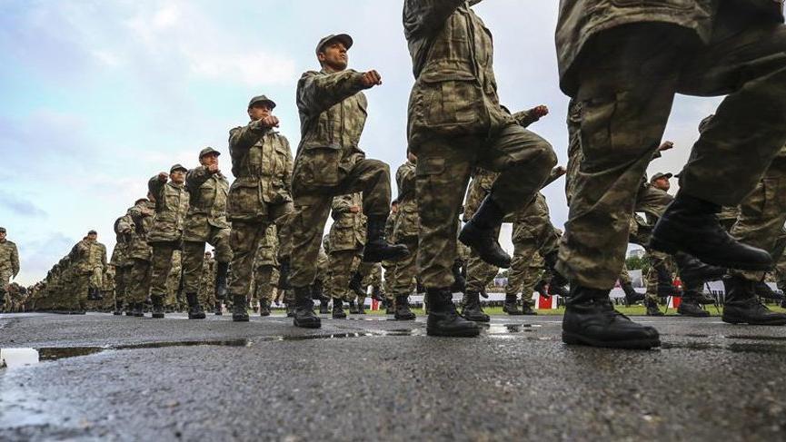 Son dakika... Yeni askerlik sistemi yasası için tarih verildi