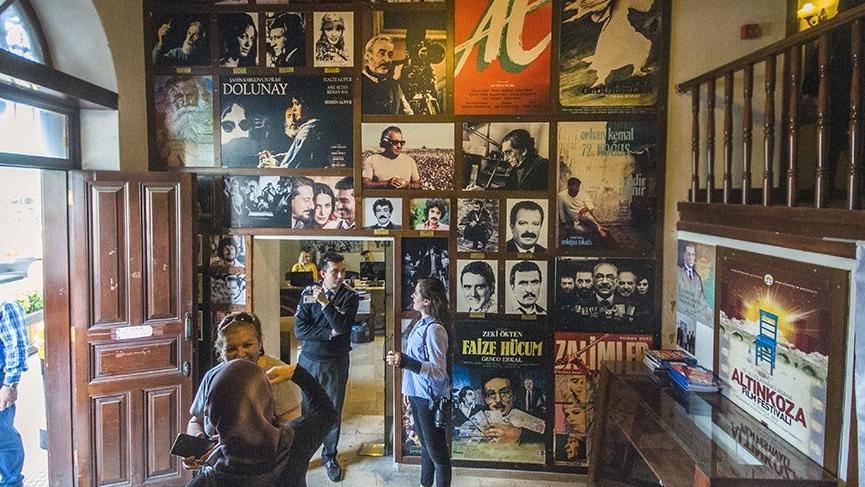 Yeşilçam'ın yaşatıldığı müze: Adana Sinema Müzesi