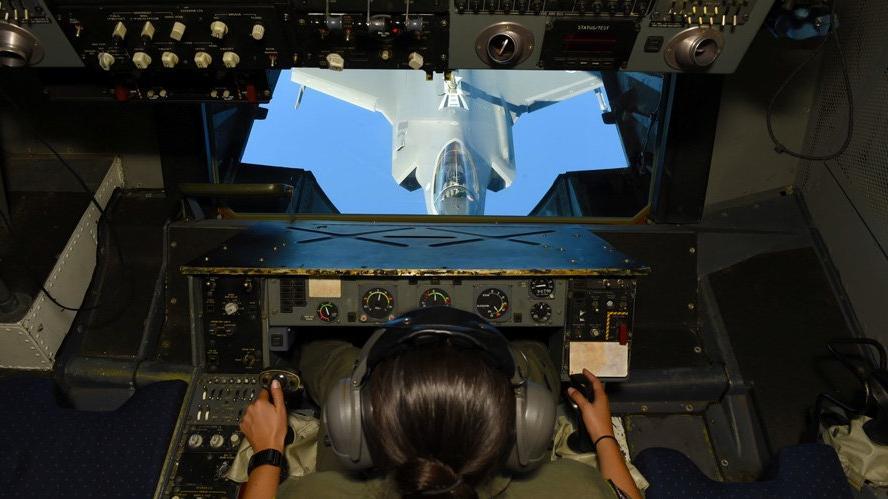ABD'den flaş F-35 açıklaması: Türk pilotlara eğitim...
