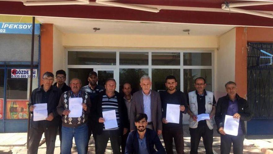 AKP'li başkan 8 kadrolu işçiyi attı, yerlerine 8 sözleşmeli işçi aldı