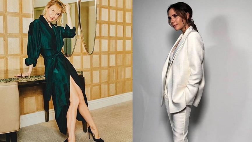 Victoria Beckham'dan Renee Zellweger'e övgü dolu sözler