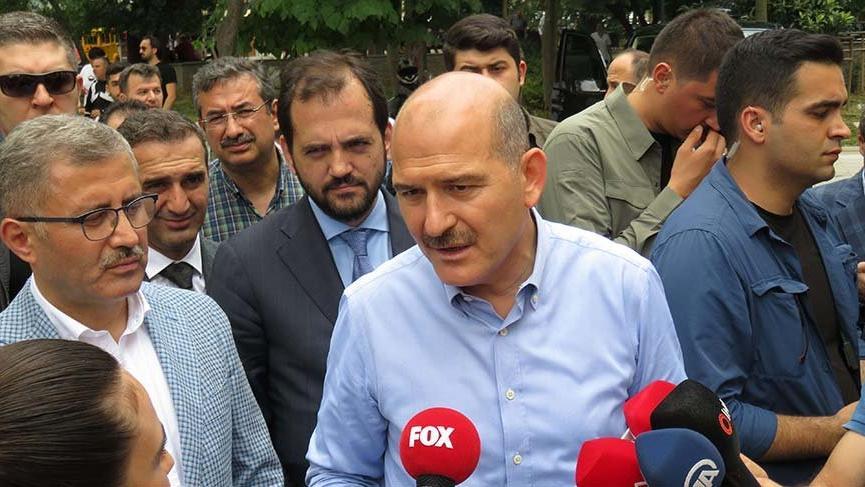 Bakan Soylu'dan Karamollaoğlu'na: O günler yoğundu