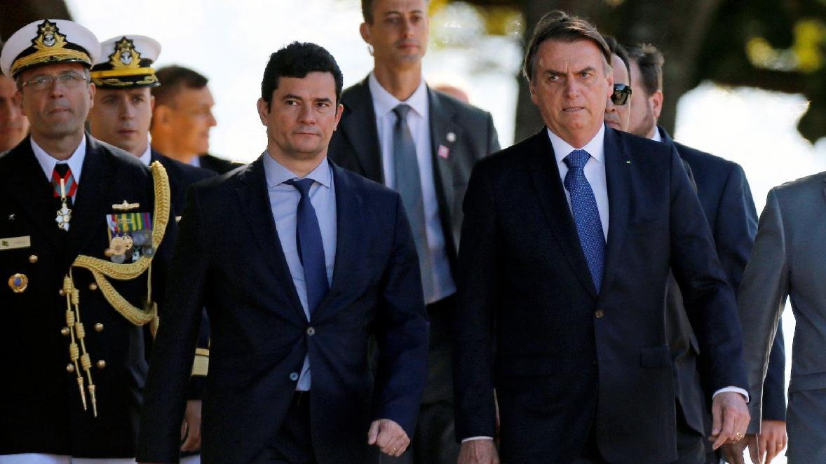 Brezilya'da yargı skandalı yazışmalar sızınca ortaya çıktı